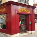 """Nicolas"" shop, Place Edith Piaf, Paris"
