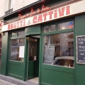 Brutti E Cattivi, a good pizzeria in Paris